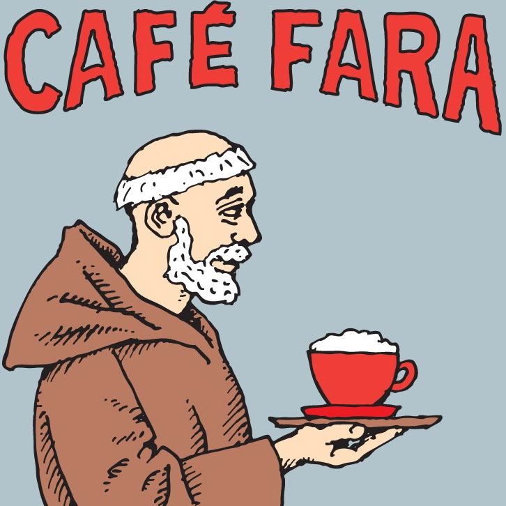 logo cafe fara krivky